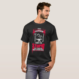 Je suis un maréchal-ferrant que je ne peux pas t-shirt