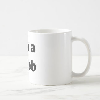 Je suis un noob mug