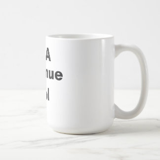 Je suis un outil de revenu mug