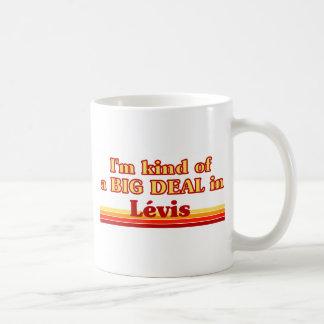 Je suis un peu une affaire dans Lévis Mug