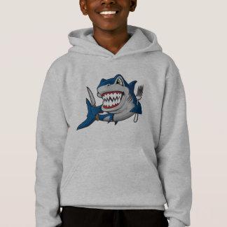 Je suis un requin affamé