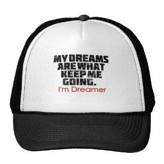Je suis un rêveur casquette