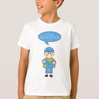 je suis un T-shirt de frère (frères jumeaux)