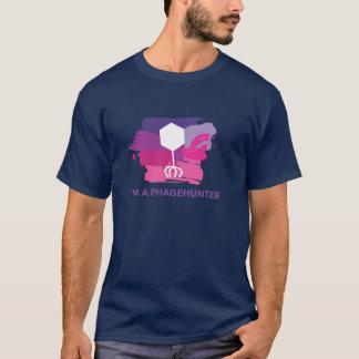 Je suis un T-shirt de logo de Phagehunter