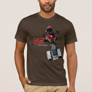Je suis un T-shirt d'Overlander de GS