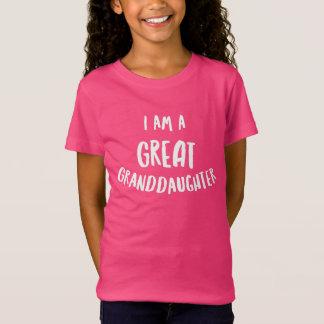 Je suis une arrière-petite-fille T-Shirt