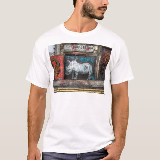Je suis une licorne, graffiti de Shoreditch T-shirt