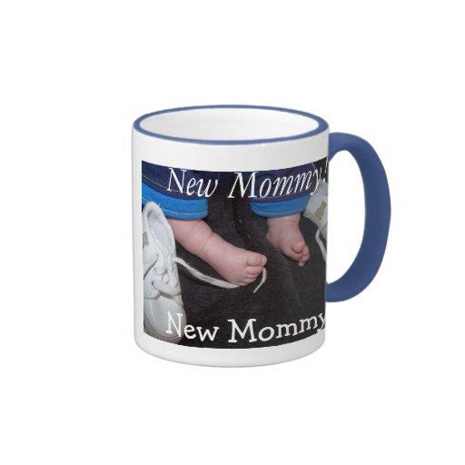 Je suis une nouvelle maman mug