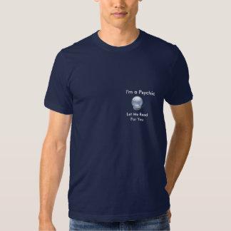 Je suis une pièce en t psychique t-shirt