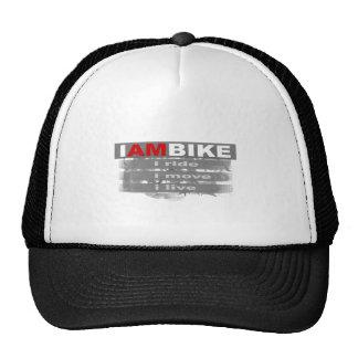 Je suis vélo casquette