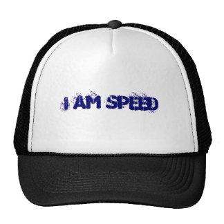 Je suis vitesse casquettes de camionneur