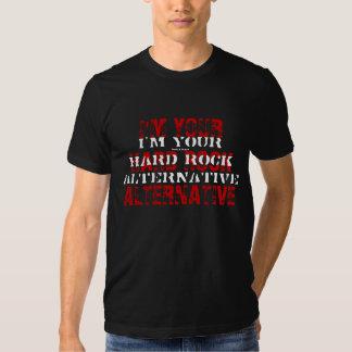 Je suis votre alternative de hard rock t-shirts