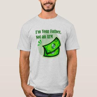 Je suis votre père, pas une atmosphère t-shirt