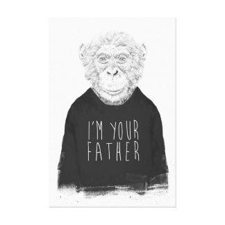 Je suis votre père toiles
