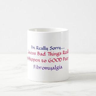 Je suis vraiment désolé…., Je devine de mauvaises Mug