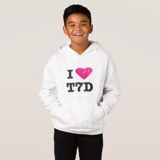 """""""Je sweatshirt aime T7d"""""""