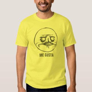 Je T-shirts de coutume de Gusta