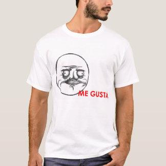 JE T-shirts de GUSTA