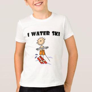 Je T-shirts et cadeaux de ski d'eau