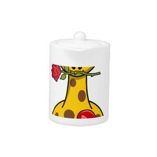 je t'aime girafe