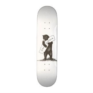 Je t'aime la Californie Skateboard 20,6 Cm