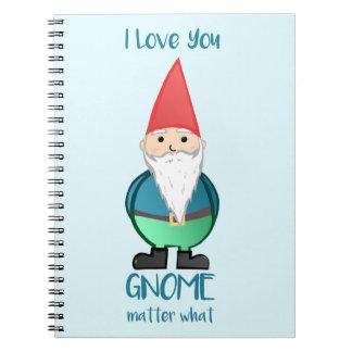Je t'aime matière de GNOME ce qui - carnet de