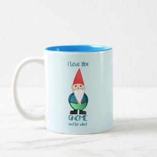 Je t'aime matière de GNOME ce qui - tasse