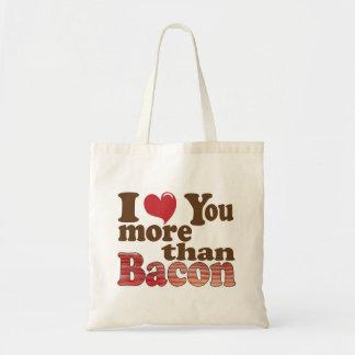 Je t'aime plus que le lard sacs
