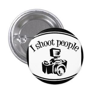 Je tire le rétro appareil-photo B&W de la Badges
