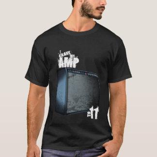 Je tourne la manivelle de mon ampère à 11 t-shirt