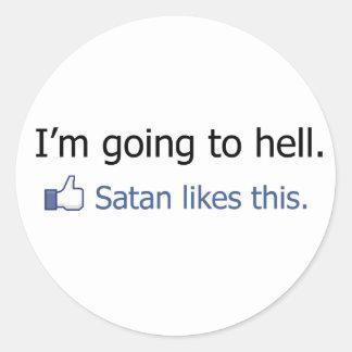 Je vais à la conception de statut de Facebook d en