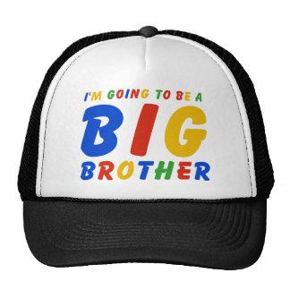 Je vais être un frère casquette trucker