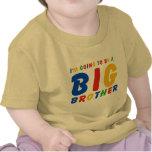Je vais être un frère t-shirt
