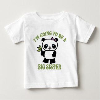Je vais être un T-shirt de grande soeur