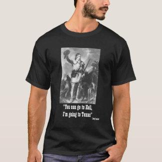 """""""Je vais pièce en t à Texas"""" T-shirt"""