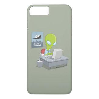 Je veux croire coque iPhone 7 plus