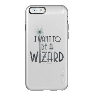 Je veux être un magicien coque iPhone 6 incipio feather® shine