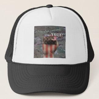 Je vote casquette