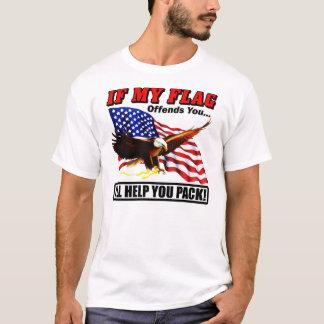 Je vous aiderai à emballer ! t-shirt