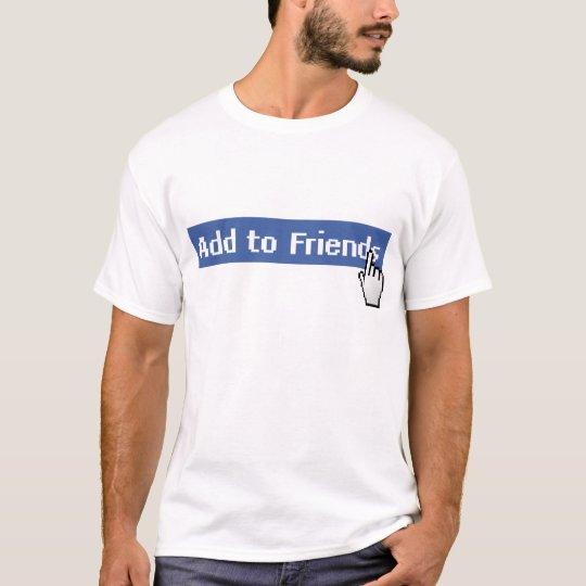 Je vous aime t-shirt