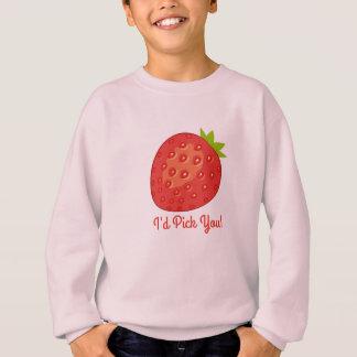 """""""Je vous sélectionnerais !"""" Le sweatshirt de la"""