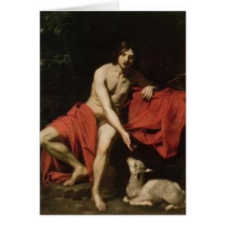 Jean-Baptist Carte De Vœux