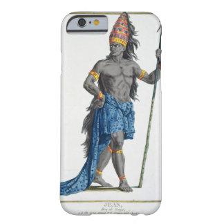 Jean, roi du Congo, gravé par Pierre Duflos Coque iPhone 6 Barely There