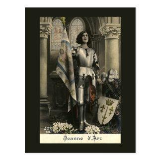 Jeanne d'Arc Cartes Postales