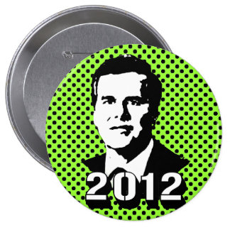 Jeb Bush 2012 Badge