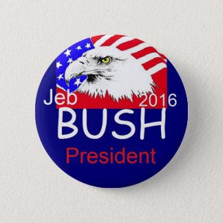 Jeb Bush 2016 Badge