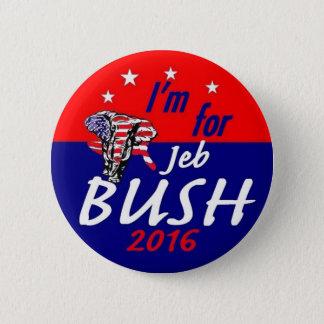 Jeb Bush 2016 Badges