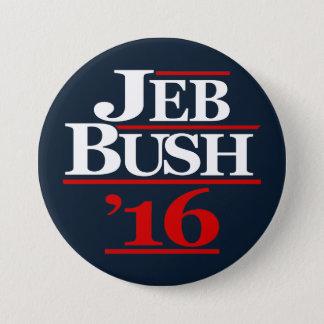 Jeb Bush 2016 boutons de campagne Badges