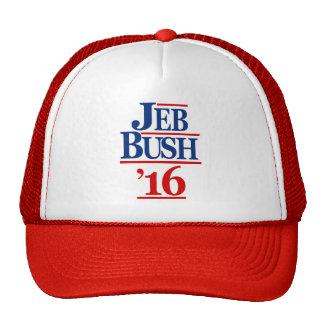 Jeb Bush 2016 Casquette De Camionneur