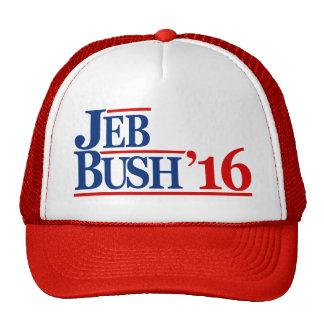 Jeb Bush 2016 Casquettes De Camionneur
